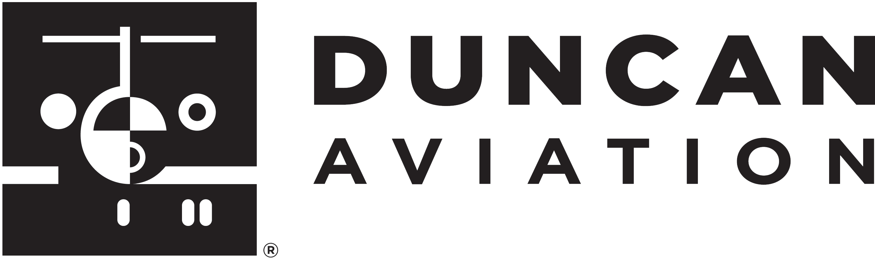 Duncan Aviation Logo